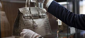 Historien bak den verdensberømte Birkin-vesken