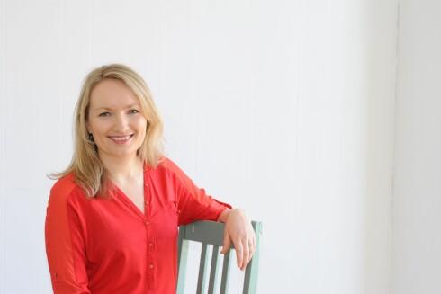 KJØPER BRUKT: Ida Eliassen-Coker er en kløpper på å finne gode bruktkupp på nettet, og føler seg nesten litt dum hvis hun kjøper noe helt nytt.  Foto: Foto: Kai Eldøy Nygaard