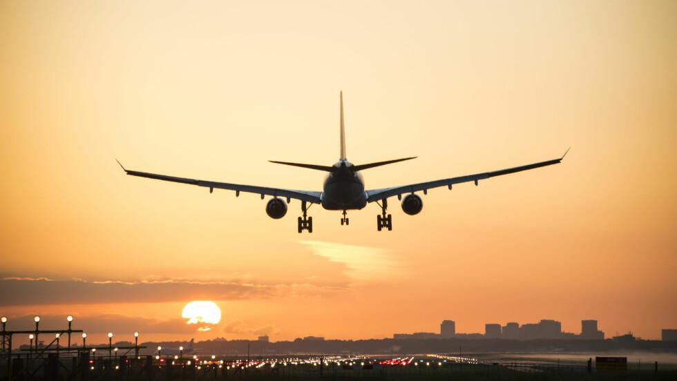 FLYSKREKK: Har du flyskrekk? I denne saken får du ekspertens beste råd!  Foto: Shutterstock / Nieuwland