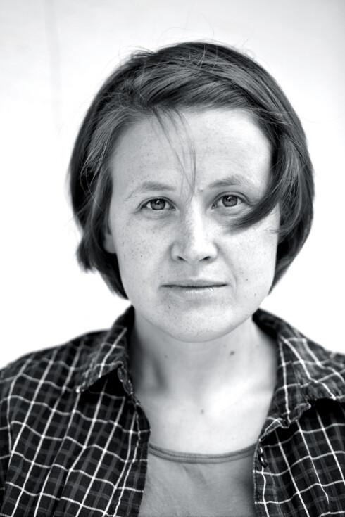 GÅR EGNE VEIER: Ann Kristin Einarsen har markert seg på kunstscenen.  Foto: Marte Gjærde