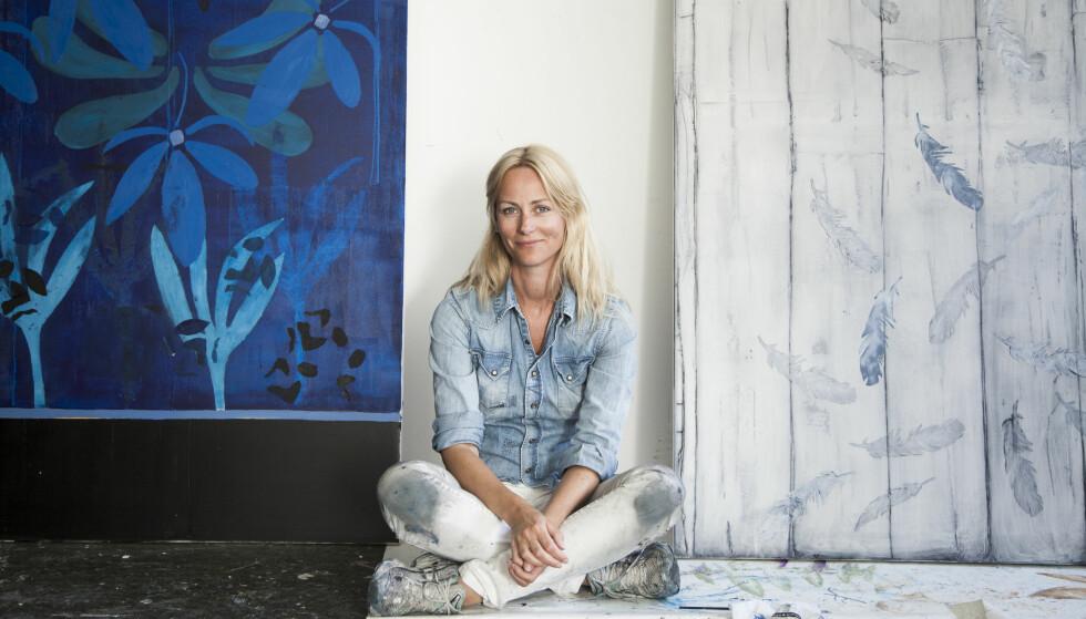 Cathrine Knudsen: - Bildene mine speiler meg selv