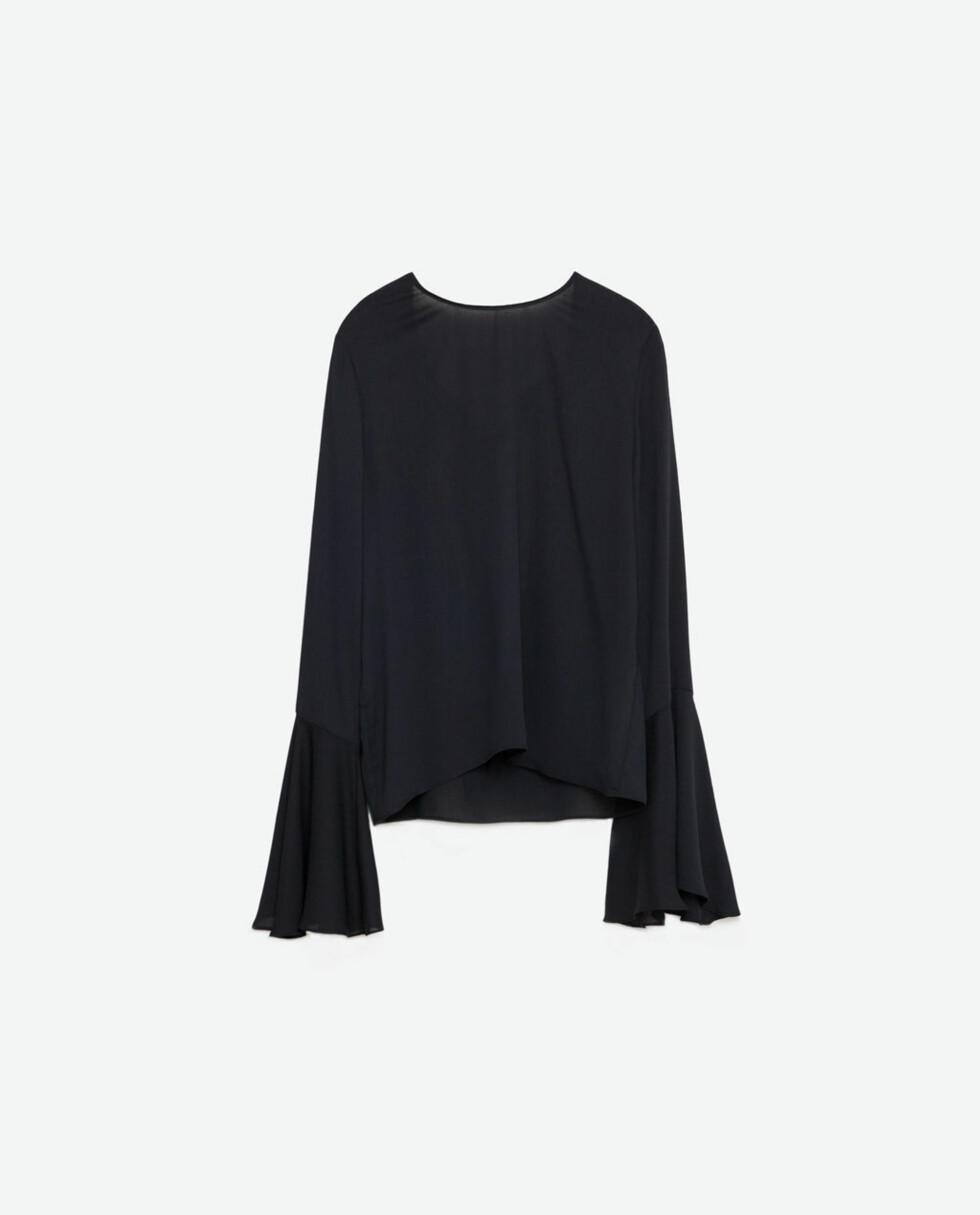 Overdel fra Zara, kr 299. Foto: Produsenten