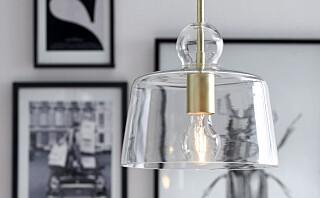 Lys opp! 10 lamper som blir perfekte på ditt kjøkken