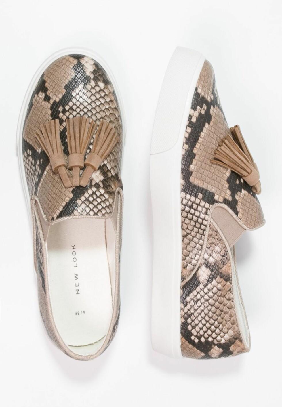 Sneakers fra New Look via Zalando.no, kr 249. Foto: Zalando.no
