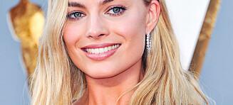 PÅ HÅRET: 65 kroners-trikset som ga Margot Robbie (25) Oscar-frisyren