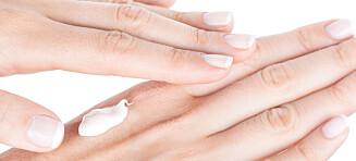 Ta knekken på tørre hender med disse håndkremene