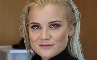 Sandra Lyngs (28) «hemmelige» sminketriks under «Paradise Hotel»-innspilling