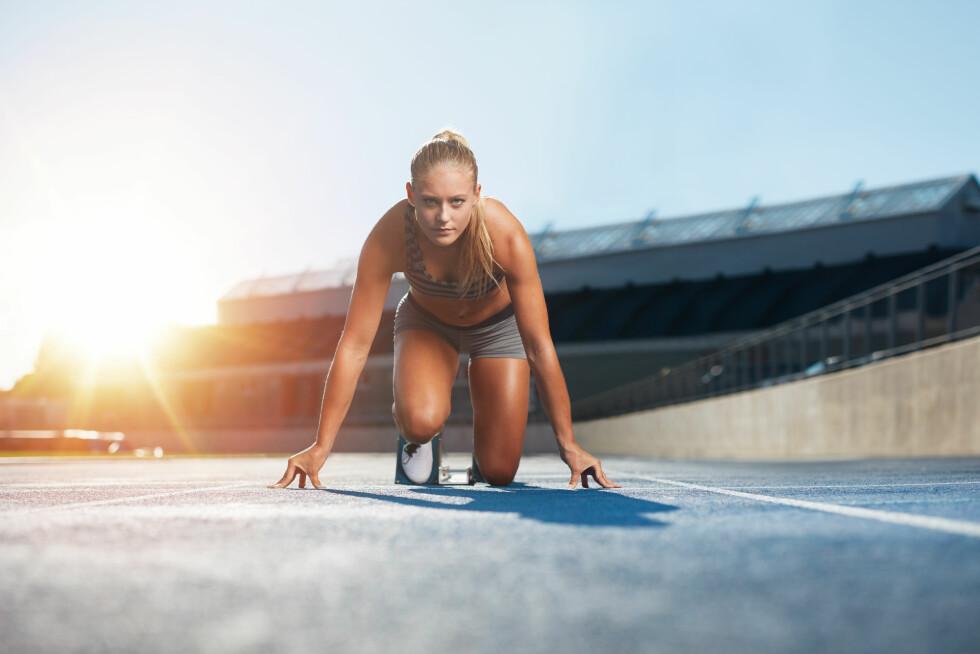 NÅ MÅLENE DINE: KK-coach og mentaltrener Christine Otterstad har delt sine beste tips til hvordan du kan nå målene dine en gang for alle.   Foto: Shutterstock / Jacob Lund