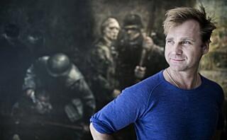 Kunstner Vebjørn Sand (49): - Jeg er jo i utgangspunktet ingen intellektuell maler