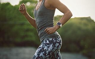 - Mange kvinner trener for mye kondisjon