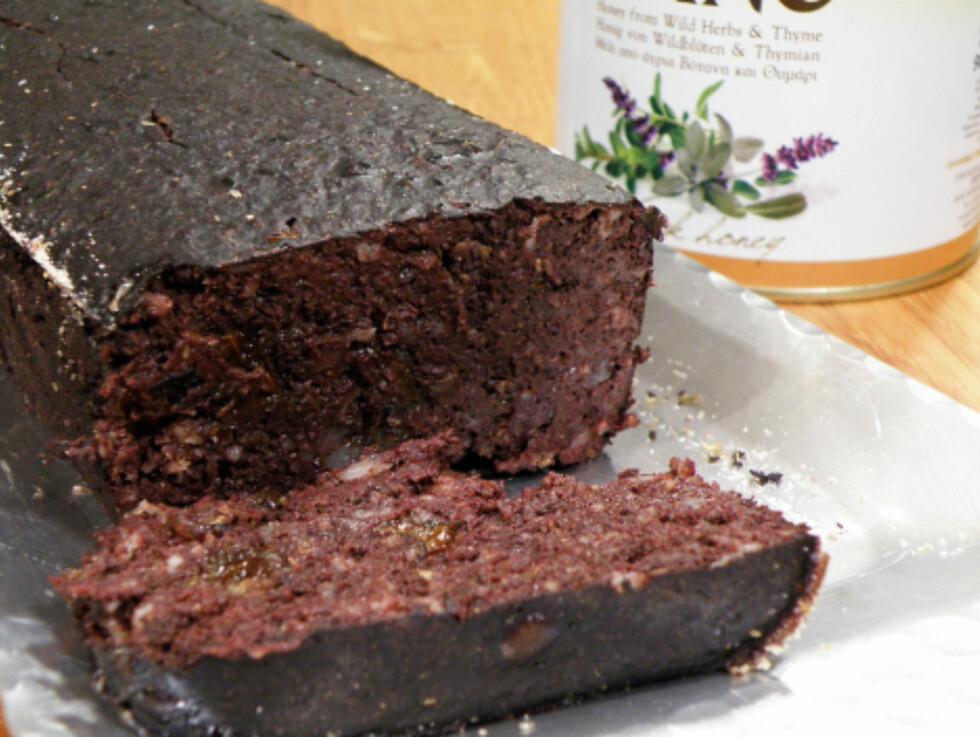 HJEMMELAGET: Om du vil vite nøyaktig hva du spiser, kan det kanskje lønne seg å lage en hjemmelaget pudding? Anne-Lise Svarstad, bak bloggen Smakebiten, forteller deg steg for steg hvordan du lager den fra bunnen av. Foto: smakebiten.com