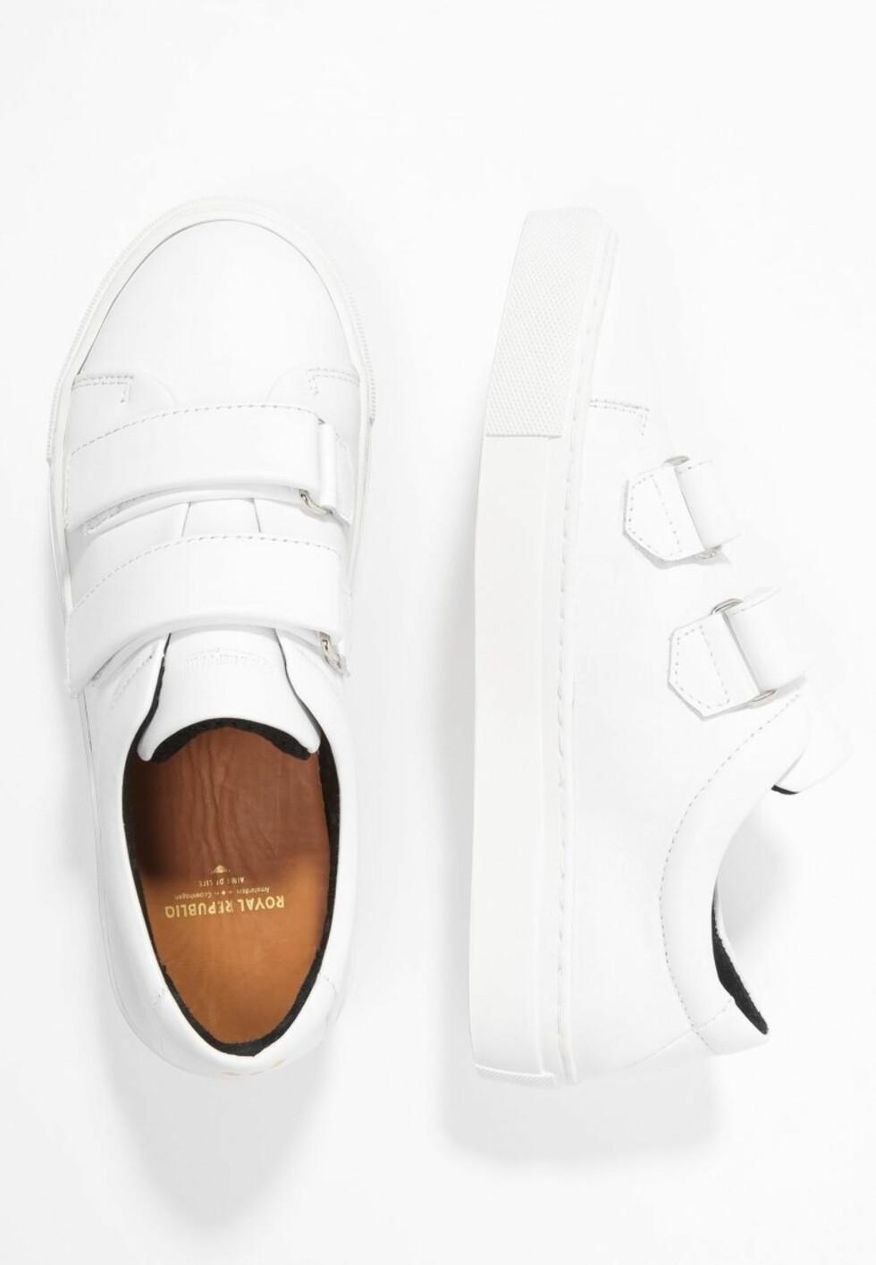 Sneakers fra Royal RepubliQ via Zalando.no, kr 1595. Foto: Zalando.no