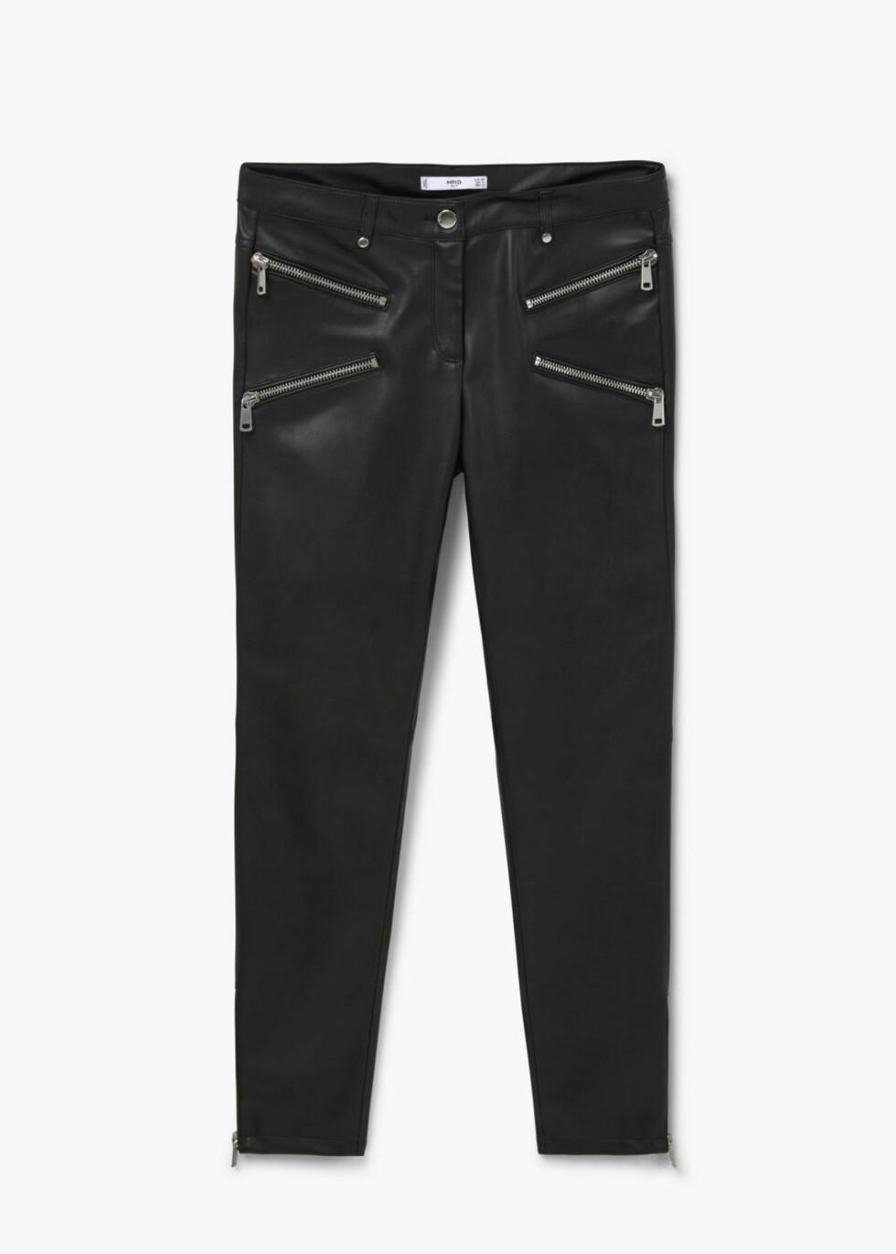 Bukse fra Mango, kr 549. Foto: Produsenten