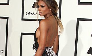 Popstjernen Ciara (30) la igjen undertøyet hjemme!