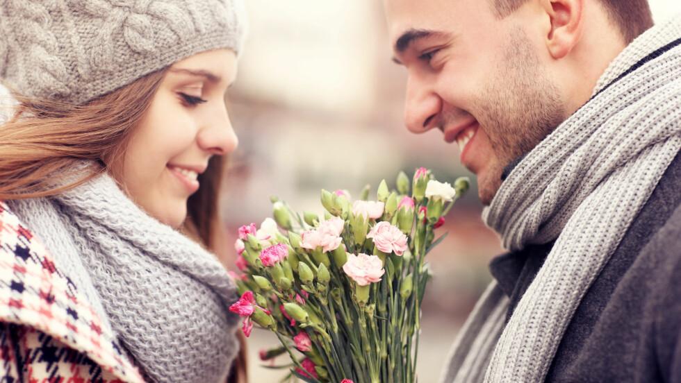 VALENTINES DAY: Har du funnet en liten gave til din kjære? Ikke? Ikke fortvil, vi har funnet fra 10 forskjellige gaver som kan falle i smak. Foto: Shutterstock / Kamil Macniak