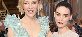 To sminketrender skilte seg ut under årets Oscar-utdeling
