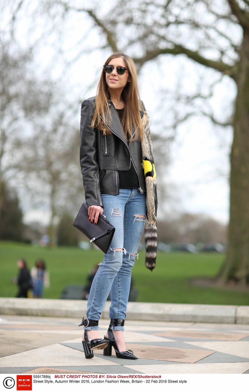 London Fashion Week Foto: Rex Features