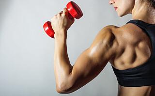 Myte eller fakta: Vil DU få veldig store muskler av styrketrening?