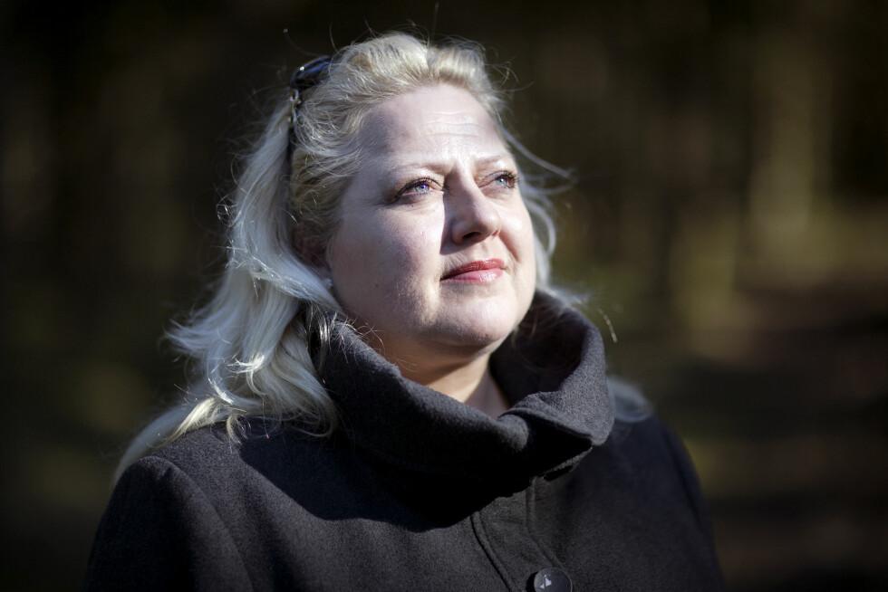 FIKK FOSTERBARN: Da Helle ble fostermor, ble hun plutselig inkludert av andre foreldre.     Foto: Astrid Dalum