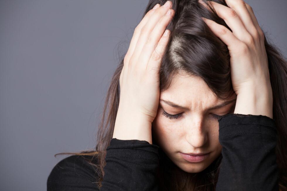 BLI KVITT STRESS: Langvarig stress kan svekke imunforsvaret og gå utover helsen. Likevel er det mange som ignorerer tegn på at de er i ferd med å bli utbrent.  Foto: Aurelio - Fotolia