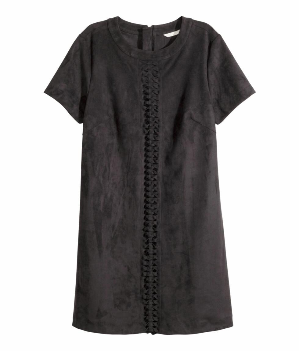 Kjole fra H&M, kr 499. Foto: Produsenten