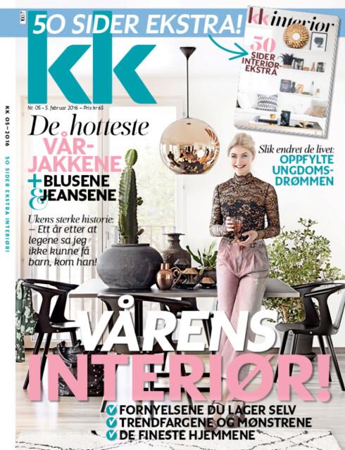 KK nr 5/2016 er i salg fra 5. februar