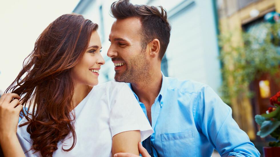 <strong>KJÆRESTE:</strong> Menn og kvinner har gjerne noen egenskaper de, ofte ubevisst, ser etter hos en partner. Blir du klar over mønsteret ditt kan det hjelpe deg å ta mer bevisste valg i kjærlighetslivet. Foto: Shutterstock / baranq