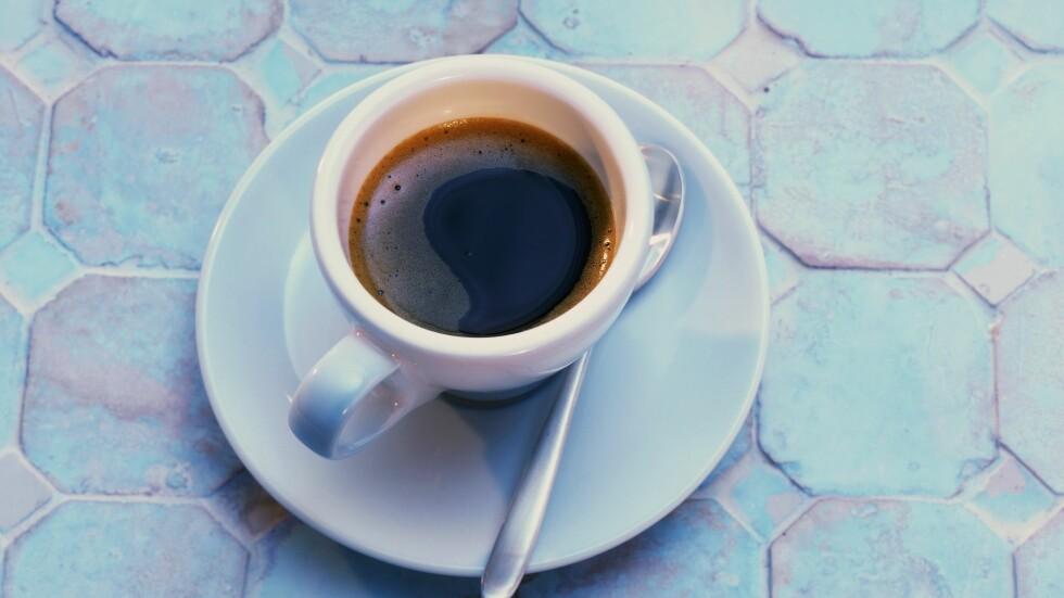 <strong>KAFFE ER BRA FOR HELSEN:</strong> Forskere verden rundt er enige i at kaffe i moderate mengder er sunt. Antioksidantene i kaffen er med på å minske risikoen for alvorlige sykdommer som Alzheimer og Diabetes 2.  Foto: StockFood