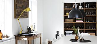 Birgitte fornyer hjemmet sitt hvert år - se de lekre detaljene!