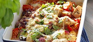 #Kyllingtorsdag: Mozzarellakylling