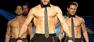 Channing Tatum vil ha med George Clooney i «Magic Mike 3»