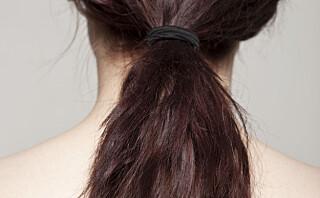 Redd for å stresse på deg grått hår?