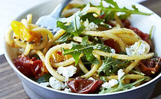 #Kjøttfrimandag: Pasta tomato