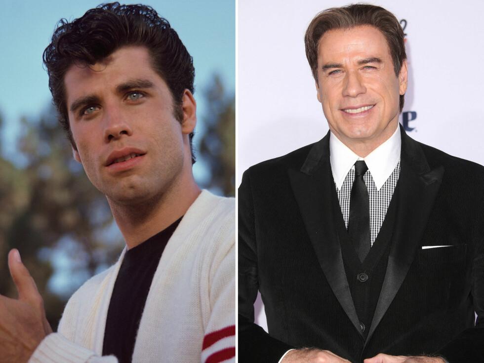 TIDENES KJEKKAS: Rollen som Danny er nok John Travoltas aller mest kjente rolle den dag i dag. Foto: Scanpix
