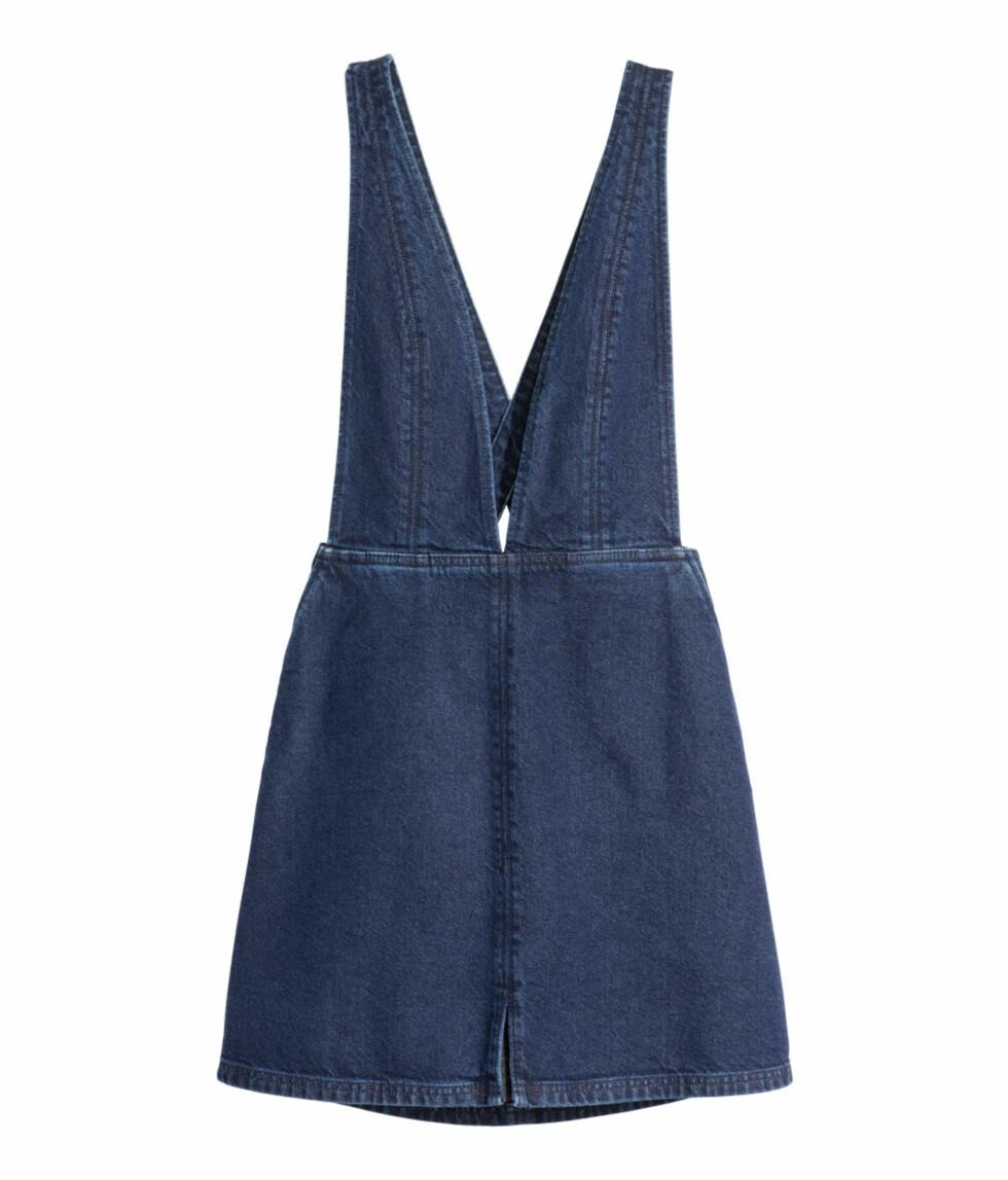 Kjole fra H&M, kr 399. Foto: Produsenten