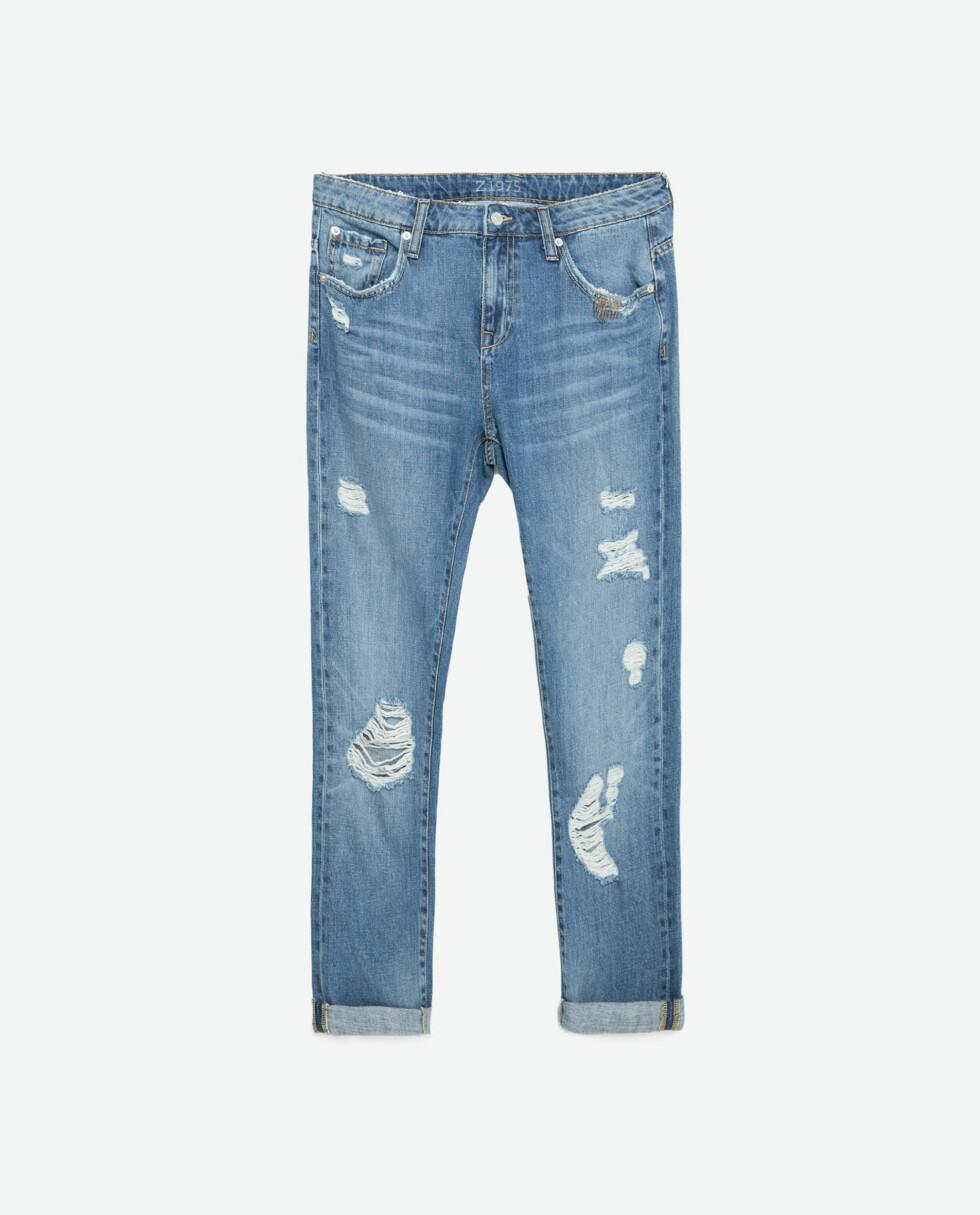 Jeans fra Zara, kr 299. Foto: Produsenten