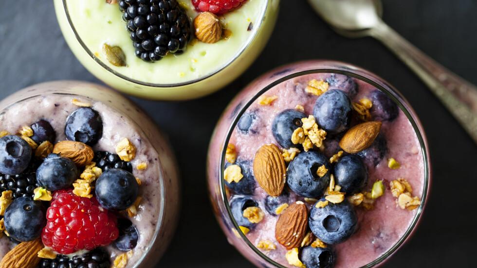 MOT KULDA: Om vinteren er det noen næringsstoffer det kan være ekstra lurt å få i seg. Foto: Scanpix