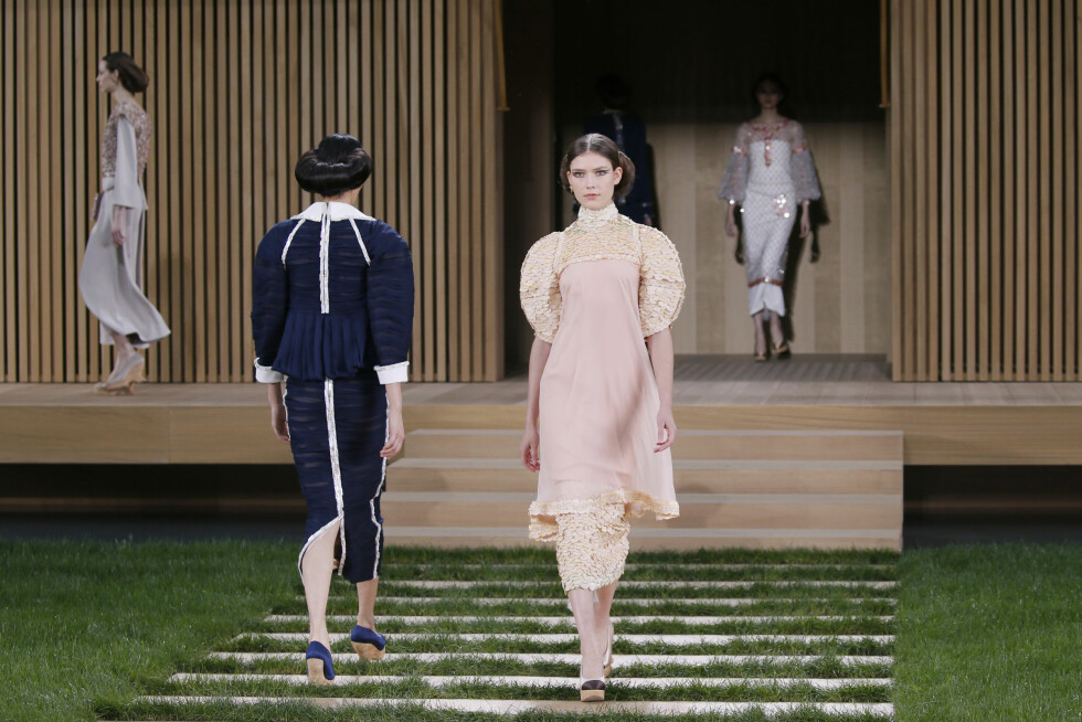 Chanel Couture SS16 Foto: Reuters