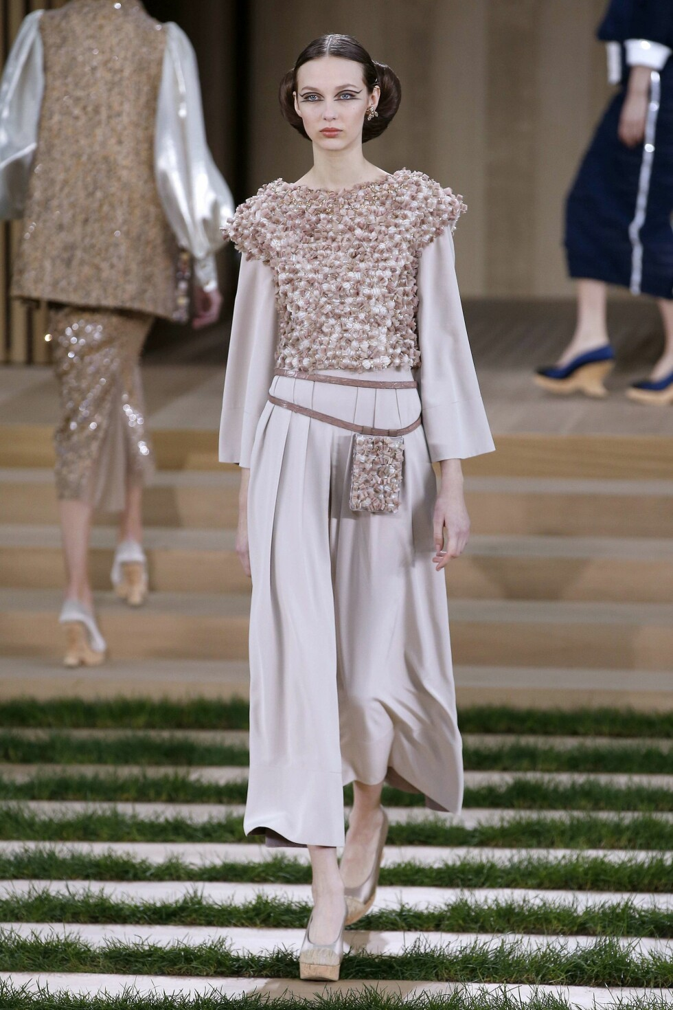 Chanel Couture SS16 Foto: Afp