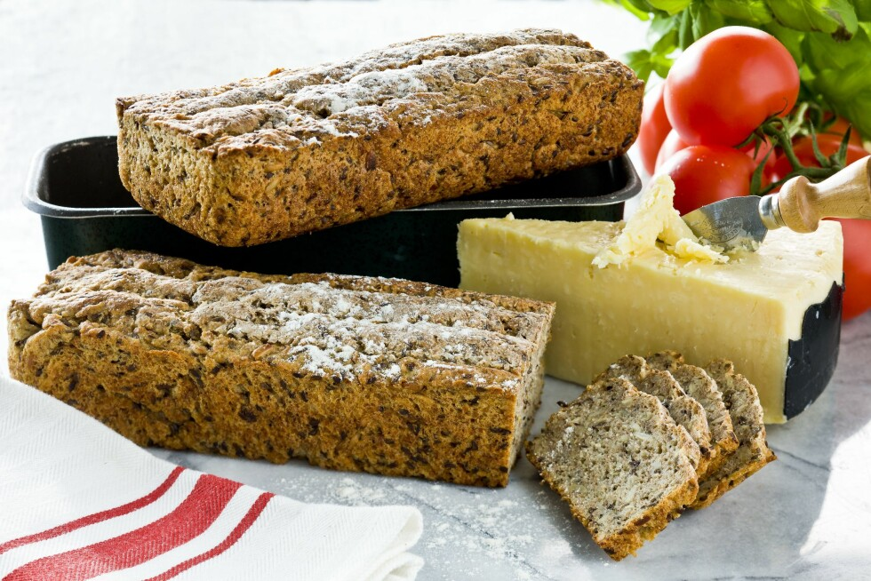 <strong>SURDEIGSBRØD:</strong> Et supersunt og saftig brød med god holdbarhet, takket være surdeigen. Foto: All Over Press