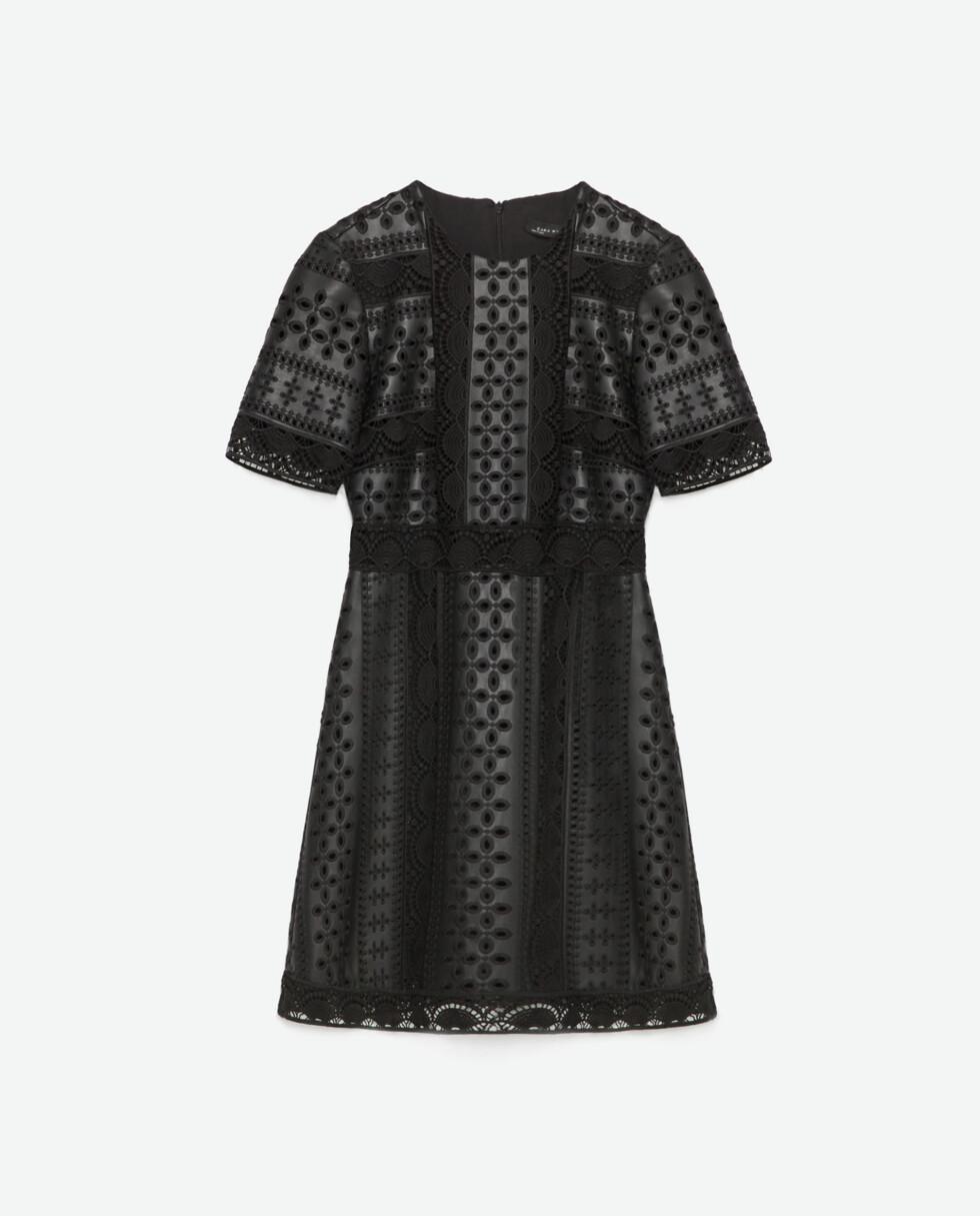 Kjole fra Zara, kr 749. Foto: Produsenten