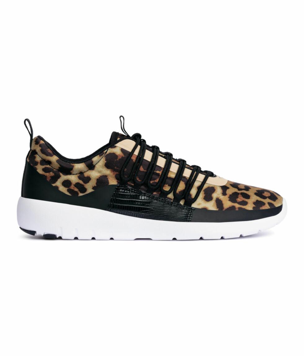 Sneakers fra H&M, kr 349. Foto: Produsenten