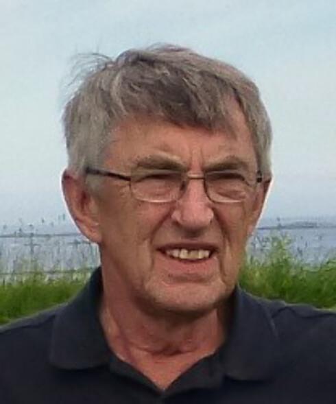 RAMMET AV BRYSTKREFT: Ivar Strømsnes har engasjert seg i brystkreftsaken og er nå Brystkreftforeningens talsmann for menn med brystkreft. Foto: Privat