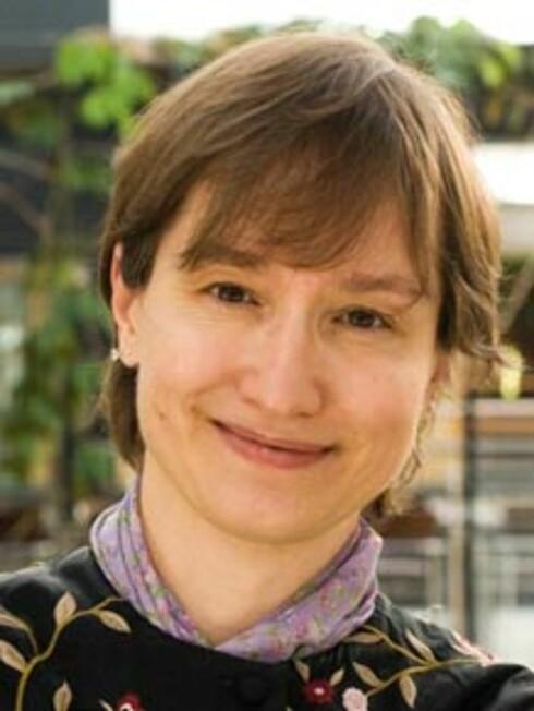FORSKER PÅ MANNLIG BRYSTKREFT: Kreftregisterets forsker Elisabete Weiderpass har bidratt til ny kunnskap om mannlig brystkreft. Foto: Kreftregisteret