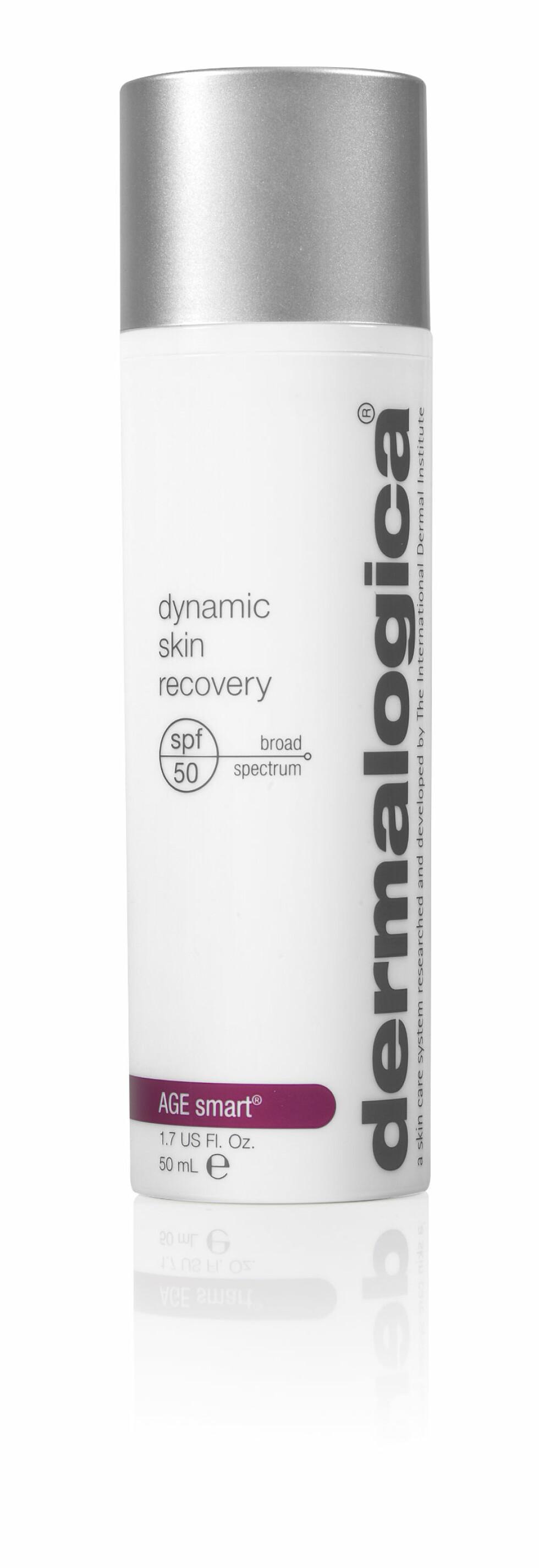 Dynamic Skin Recovery fra Dermalogica, SPF 50, kr 845. Foto: Produsenten