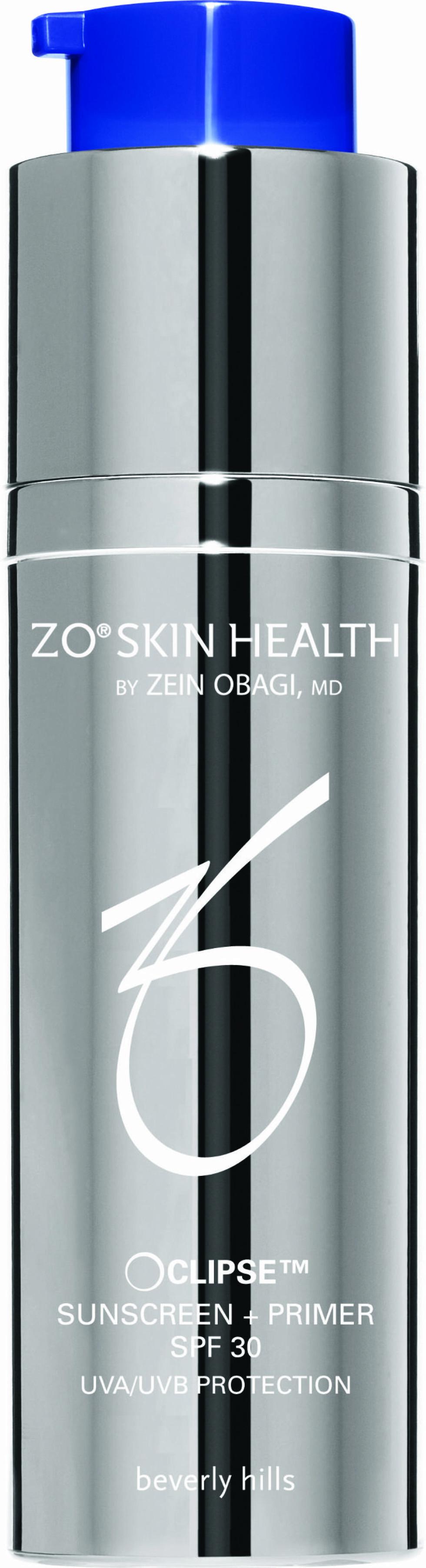 Oclipse Sunscreen + Primer fra ZO Skin Health, SPF 30, kr 850. Foto: Produsenten