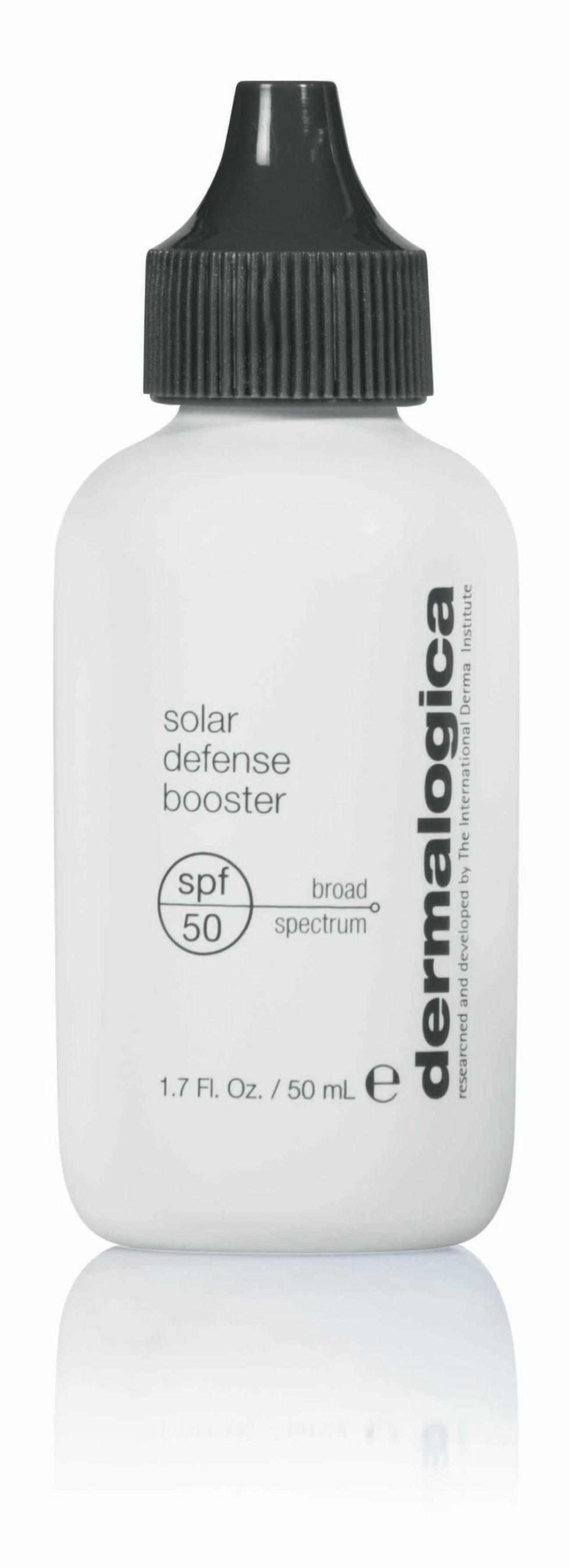 Solar Defense Booster fra Dermalogica, SPF 50, kr 590. Foto: Produsenten