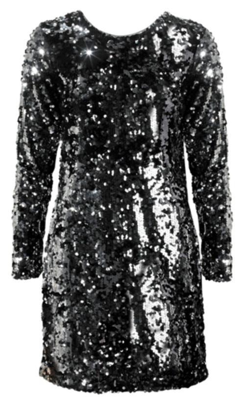 GINA TRICOTS FAVORITT: Kjole (kr 300, Gina Tricot). Foto: Produsenten