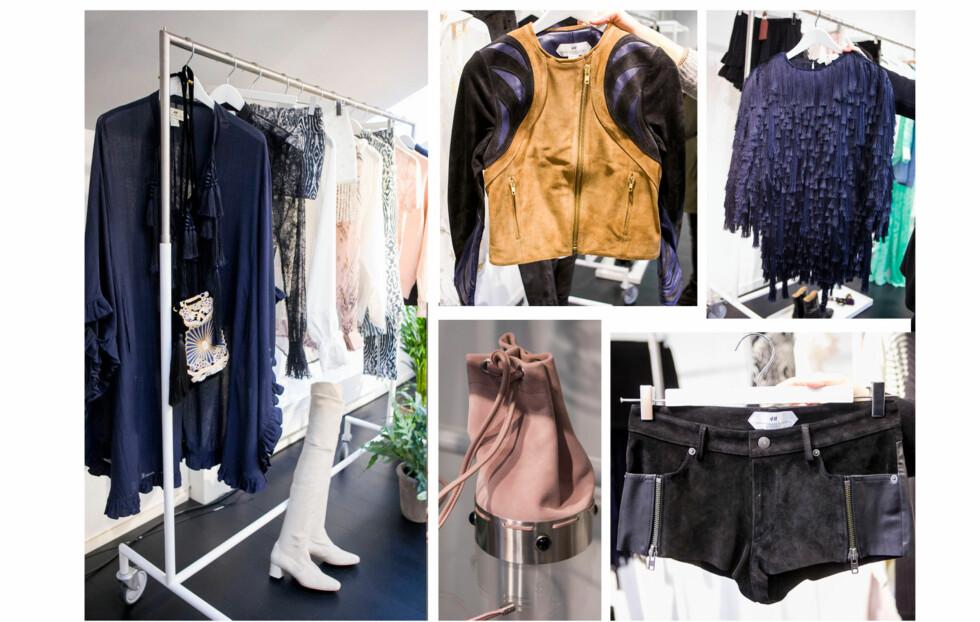 VÅREN I BUTIKK: 6. mars kommer vårkolleksjonen til H&M i butikk og på nett.  Foto: Per Ervland