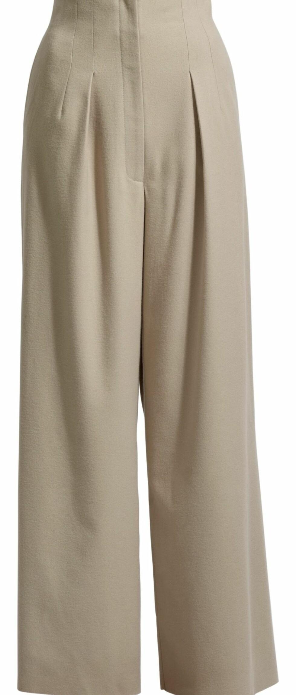 Vid bukse med høyt liv, kr 499. Foto: Produsenten
